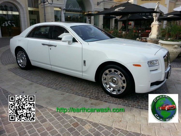 Mobile Auto Detailer and Car Wash in Woodland Hills