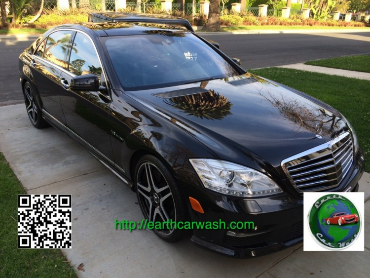 Exterior Waterless Car Wash, Fast Mobile Car Was