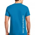 Car Detailing Free t-shirts Earth Car Wash