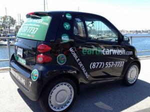 Mobile Car Wash Los Angeles, Orange County, San Diego and San Francisco